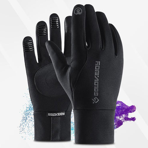 Riding Flexible Windwater Warm Gloves(Touch Screen)