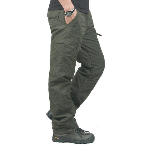 Tactical Men Combat Army Military Pants