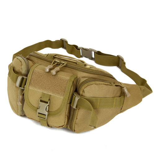 Multifunction Riding Hiking Waterproof Waist Bag