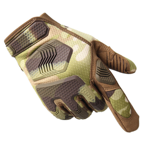 Outdoor Riding Protection Motorcycle Sports Climbing Gloves