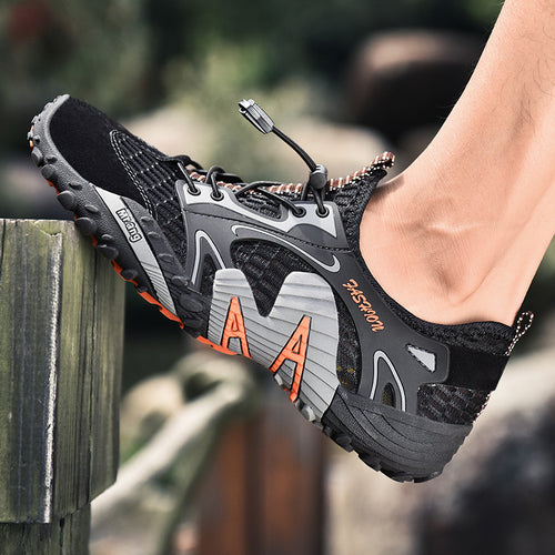 Hiking Climbing Breathable Men's Outdoor Shoes