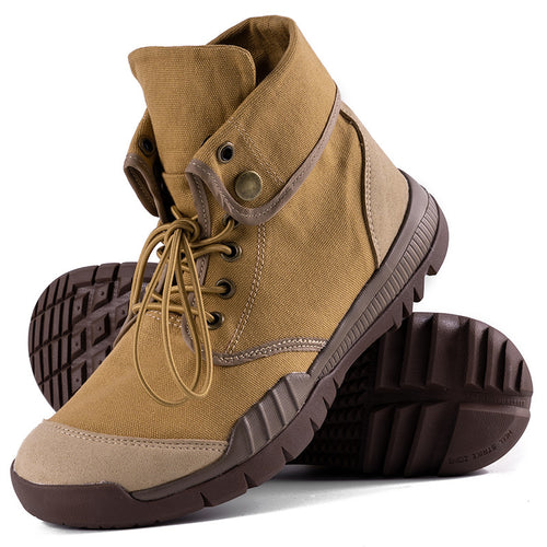 Casual Hiking Outdoor Men Ankle Boots
