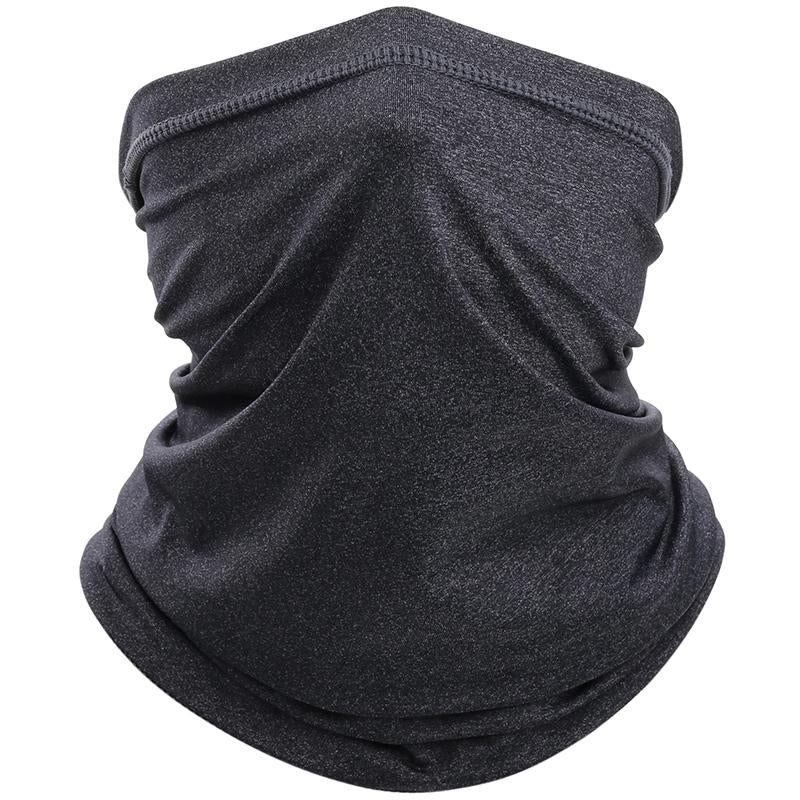 Multifunction Riding Windproof Men and Women Half Face Scarf