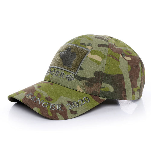 Outdoor Tactical Camo 2020 Baseball Caps Men Hats