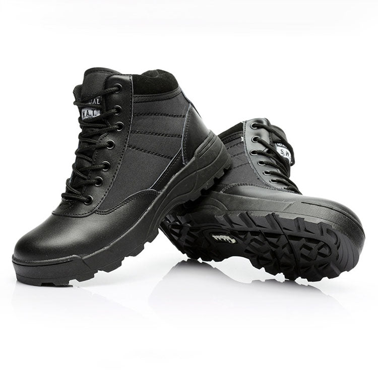 Outdoor Military Desert Tactical Waterproof Hiking Sport Men's Boots
