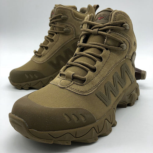 Outdoor Military Wear-resistant Anti-slip Men's Boots
