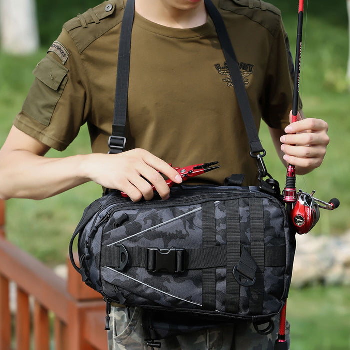 New Outdoor Camouflage Travel Single Multiple Uses Backpack