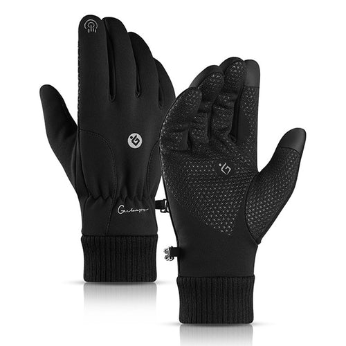Windproof Thick Warm Protection Wrist Men Women Gloves