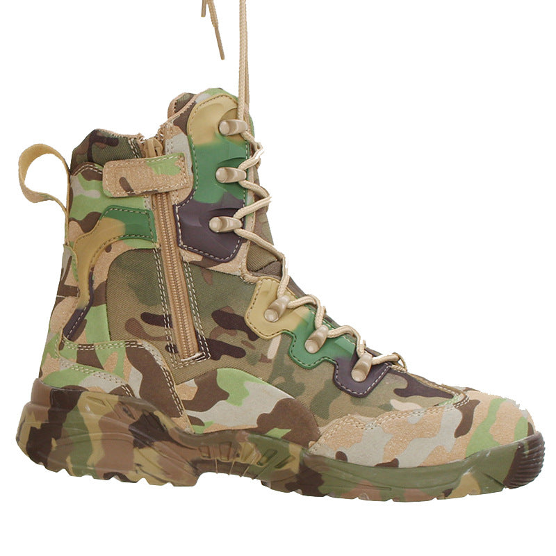 Tactical Army Fans Hiking Desert Outdoor Men's Boots
