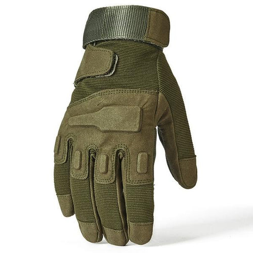 Outdoor Fighting Non-slip Full Finger Men's Gloves