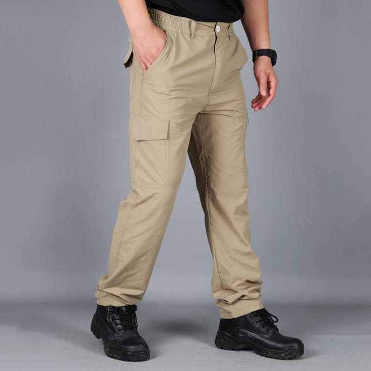 Summer Outdoor Climbing Quick-drying Men's Pants