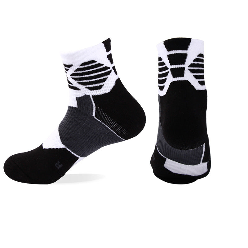 Thickening Anti-skid Basketball Men's Socks