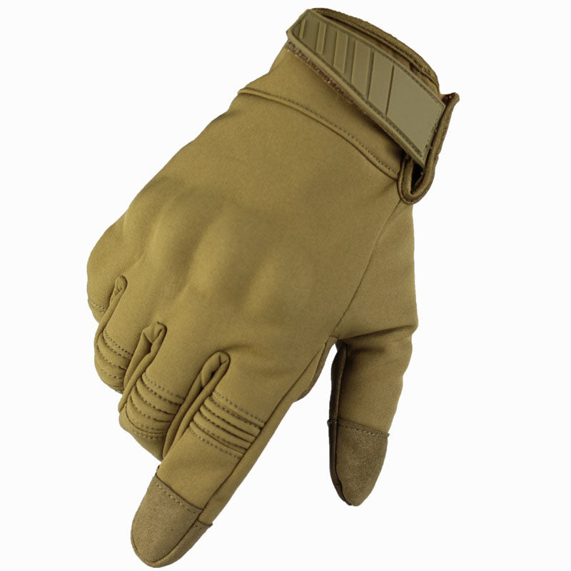 Riding Protection Wear-resistant Waterproof Warm Touch Screen Tactical Gloves
