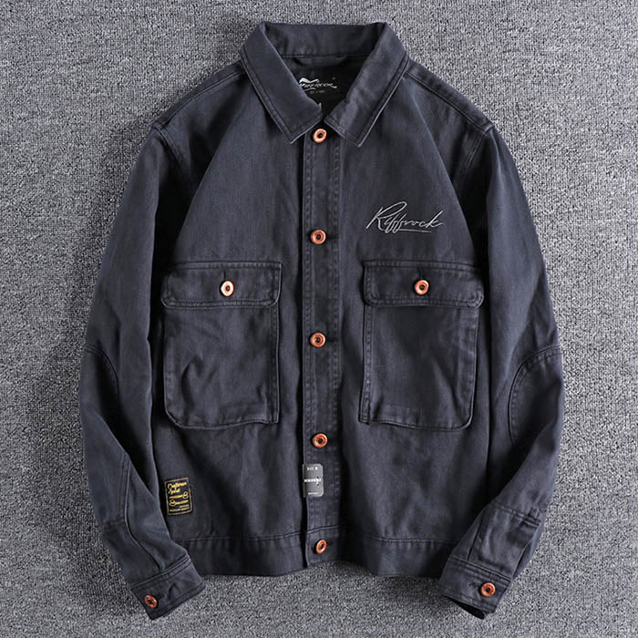 New Casual Lapel Men's Jacket