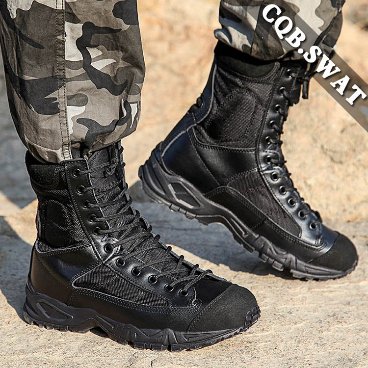 Cool Tactical Military Breathable Non-slip Ankle Men's Boots