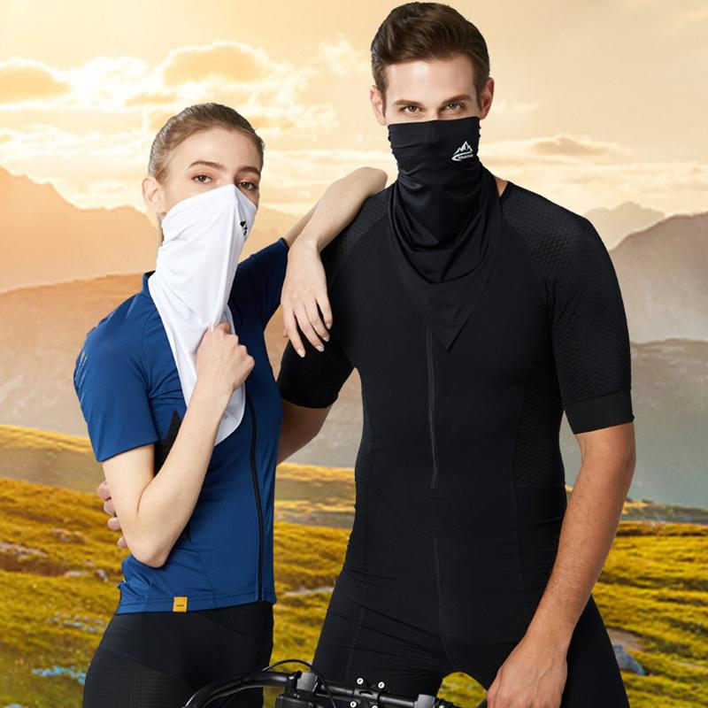 Multifunction Riding Windproof Men and Women Half Face Cover