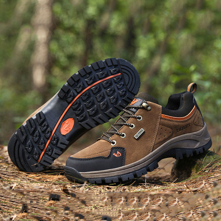 Hiking Waterproof Non-slip Professional Climbing Couple Shoes