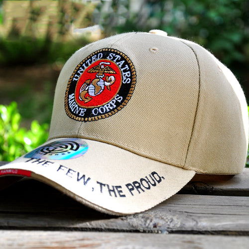 Outdoor Marines Baseball Cap Men Hats
