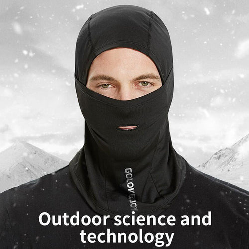 Men Women Lycra Warm Motorcycle Cycling Windproof Headscarf