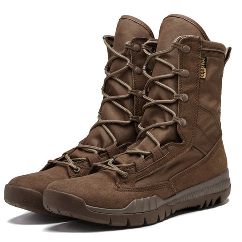Outdoor Non-slip Wear-resistant Combat Men's Boots