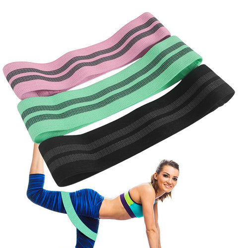 Resistance Bands Fabric Elastic Workout Hip Circle For Men Women Resistance Bands