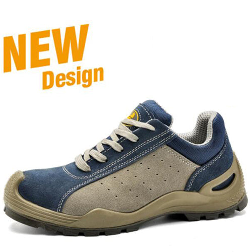 Casual  Breathable Low Upper Tooling Shoes(Steel Toe Cap  ) - KINGEOUS