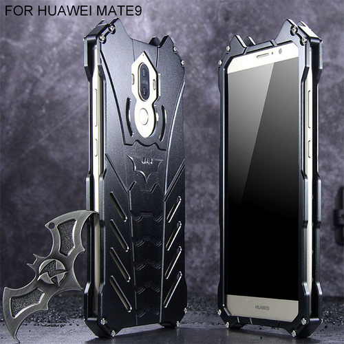 Hua Wei Mate 9 Batman Designs Around Protection Aircraft-Grade Aluminum Phone Case