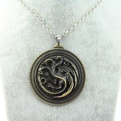 Game of Thrones Pendant Necklace - 8 Styles