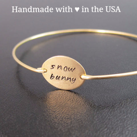 Custom Phrase Personalized Bracelet (Brass, or Gold)