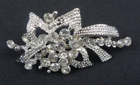 Crystal Brooch - FB0012 - Fancy Brooches
