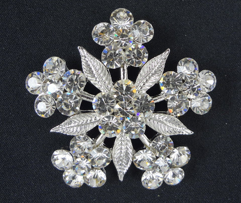 Wedding Brooch - FB0030 - Fancy Brooches