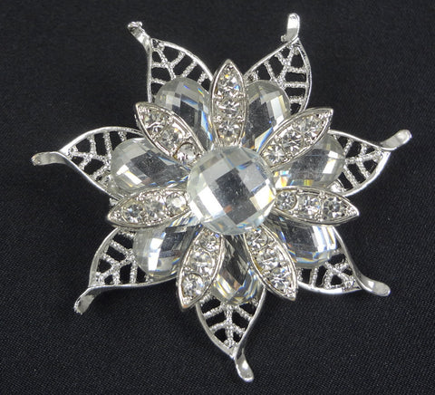 Wedding Brooch - FB0043 - Fancy Brooches