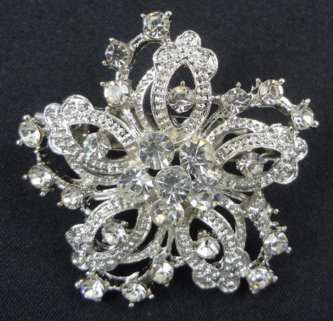 Wedding Brooch - FB0064 - Fancy Brooches