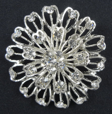Wedding Brooch - FB0082 - Fancy Brooches