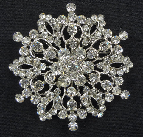 Wedding Brooch - FB0076 - Fancy Brooches