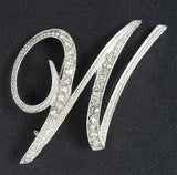 English Letter Brooch Initials (A-Z) - Fancy Brooches - 24