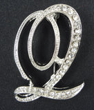 English Letter Brooch Initials (A-Z) - Fancy Brooches - 11