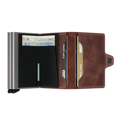 Secrid Secrid Twinwallet - Vintage Brown Leather