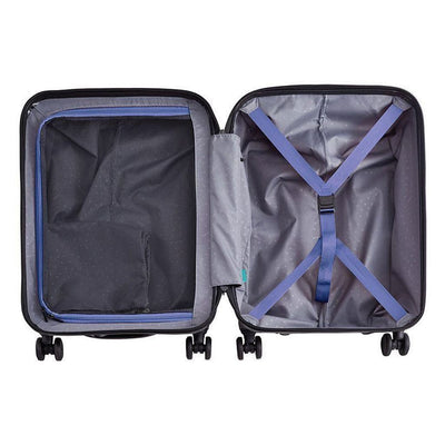 Lojel Luggage Lojel Lucid 2 Carry on 55cm Hardside luggage Navy - Laptop Sleeve