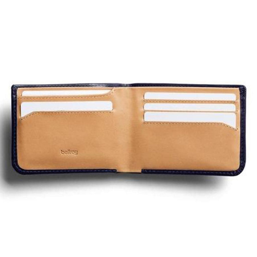 Bellroy Bellroy RFID Hide & Seek Wallet - Navy