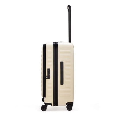 Lojel Cubo Medium 65cm Hardsided Luggage - White