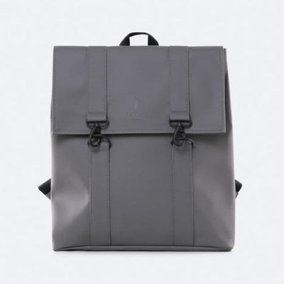 Rains MSN Bag - Charcoal