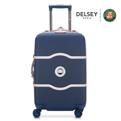 Delsey Luggage Delsey Chatelet Air 55cm Carry On Luggage - Roland Garros