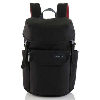 "Crumpler Hidden Retreat laptop Backpack 15"" - Black"