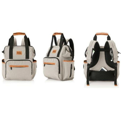 "La La Mode Baby Nappy 15.4"" Backpack Bag"