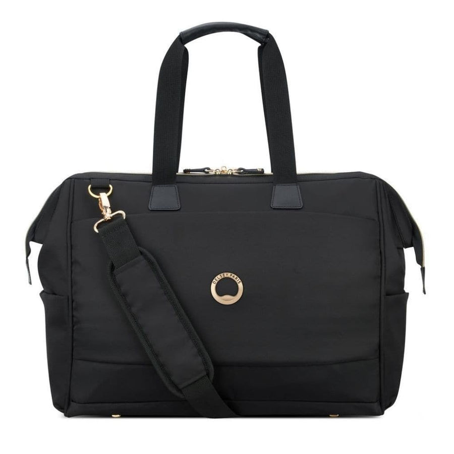 Delsey Montrouge Tote Bag - Black