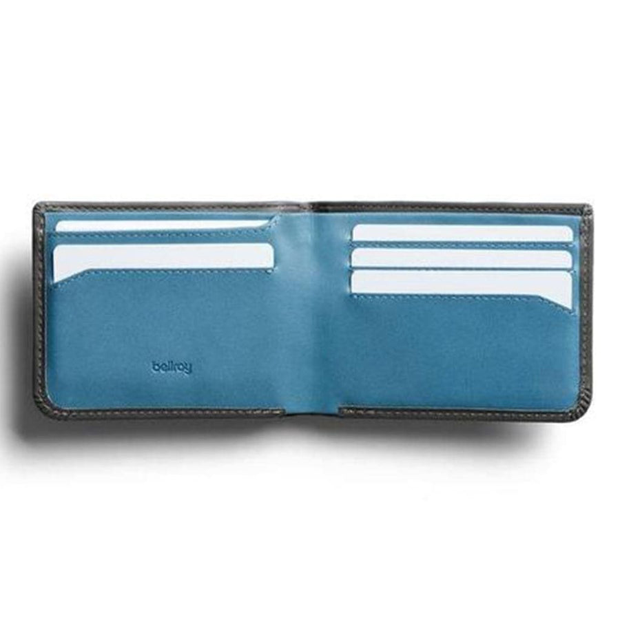 Bellroy Bellroy RFID Hide & Seek Wallet - Charcoal
