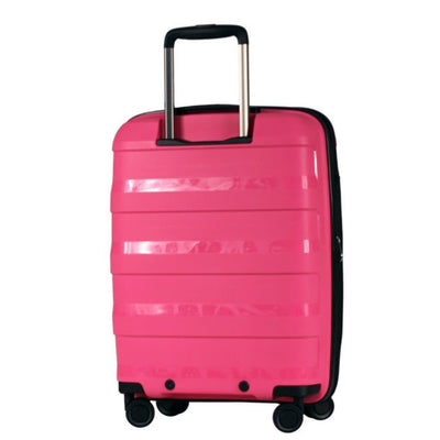Tosca Comet Carry On 55cm Hardsided Luggage - Magenta