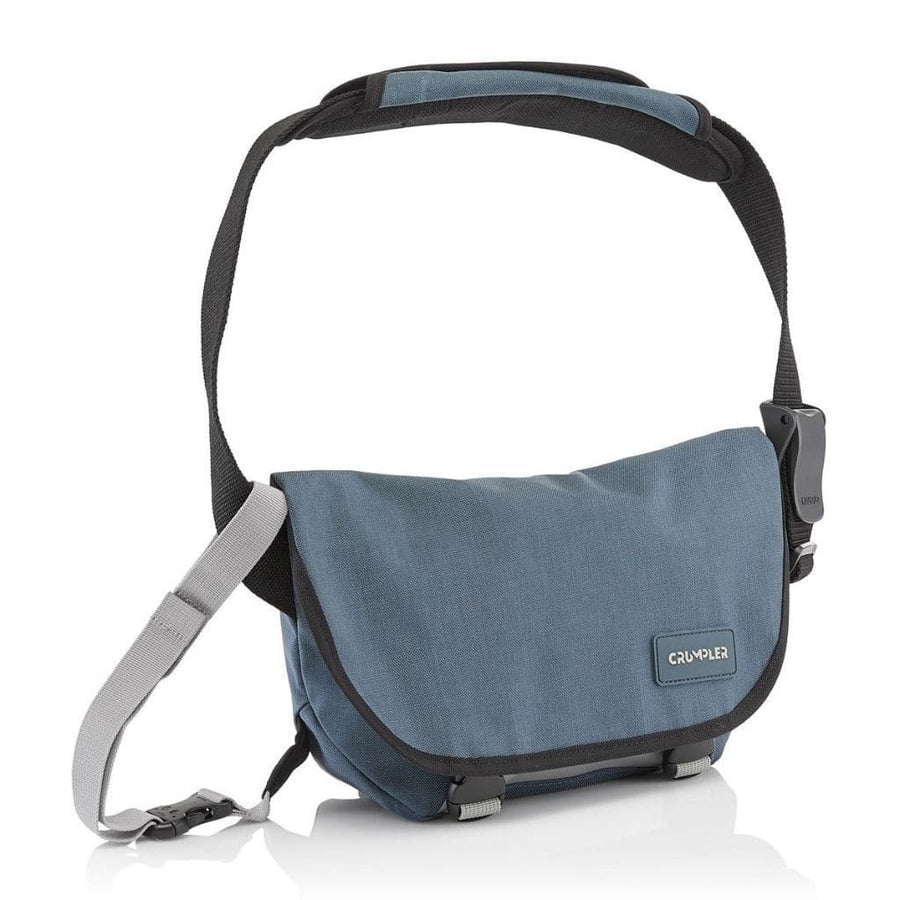 Crumpler Crumpler Comfort Zone Messenger Bag Small - Anthracite