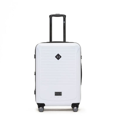 Tosca Tosca Tripster 3 Piece Hardsided Luggage Set - White